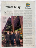 Capital Magazine (Germany):<br />Article about Degussa corporation.