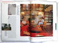 Capital Magazine (Italy):<br />Article about the Pantanal region of Brazil.
