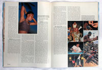 Maxi Magazine (Germany):<br />Article about the street children of<br />Salvador, Bahia, Brazil.