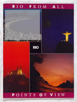 Rio From All Points Of View Magazine:<br />Magazine about Rio de Janeiro.
