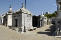 The Recoleta cemetary, Buenos Aires, Argentina